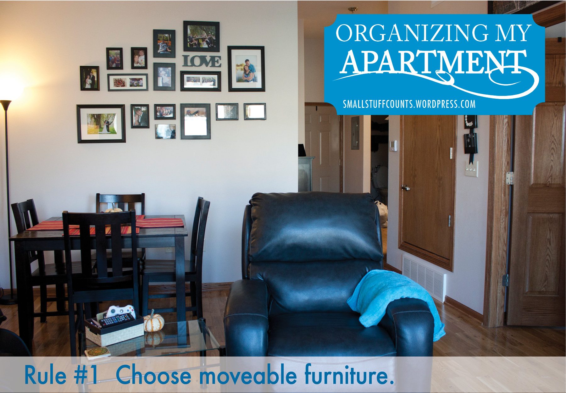 Organizing A Small Apartment apartment organizing 15 ways to organize a small home or