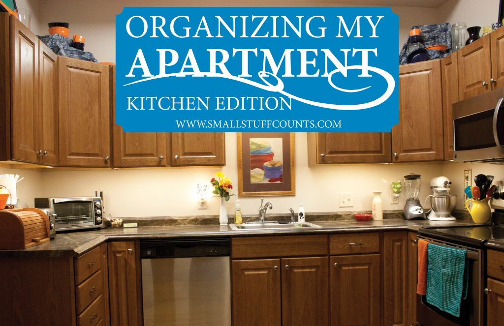 Organizing My Apartment 6 Rules For The Kitchen Small