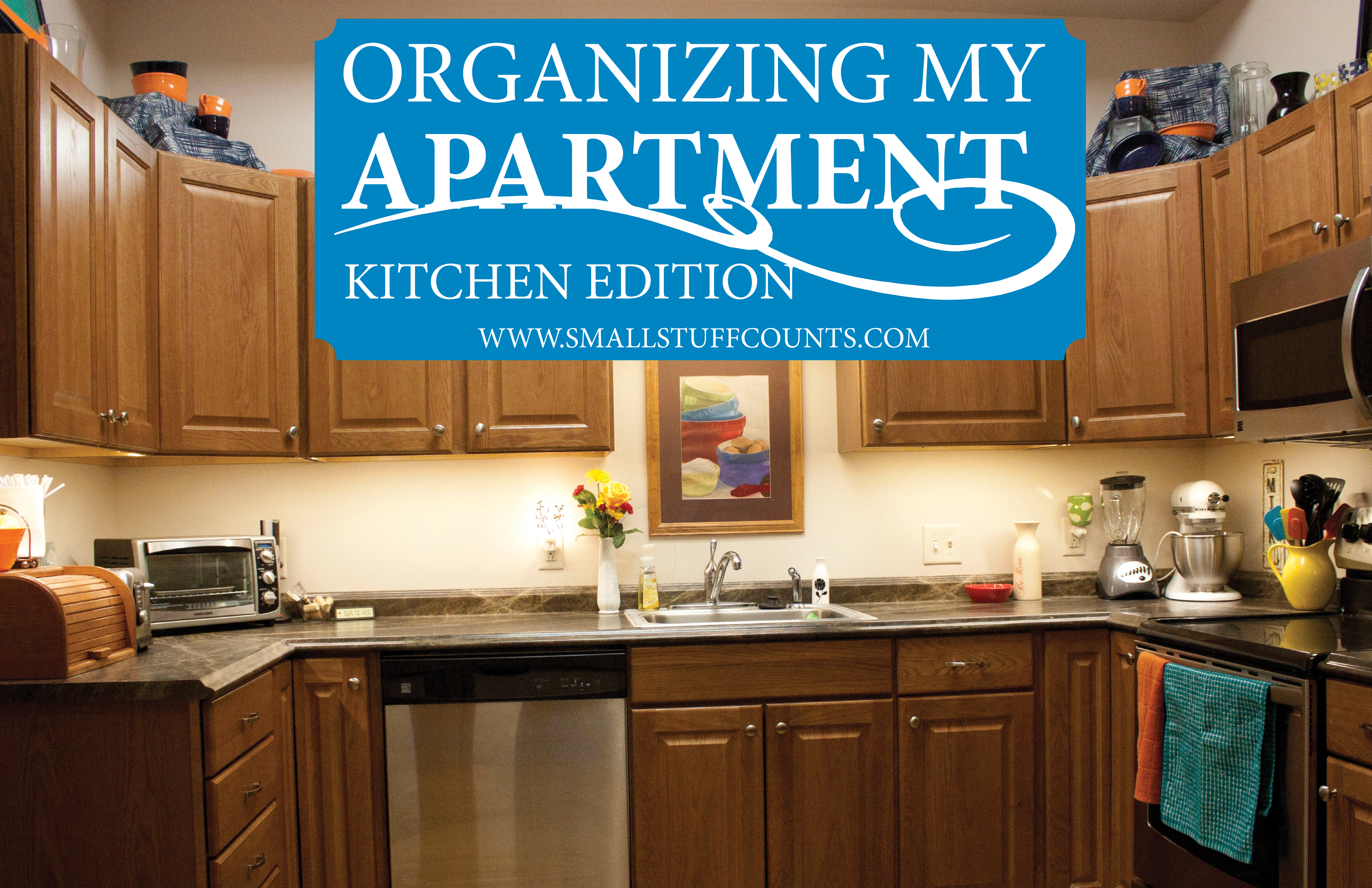 Organizing my apartment 6 rules for the kitchen small stuff counts workwithnaturefo