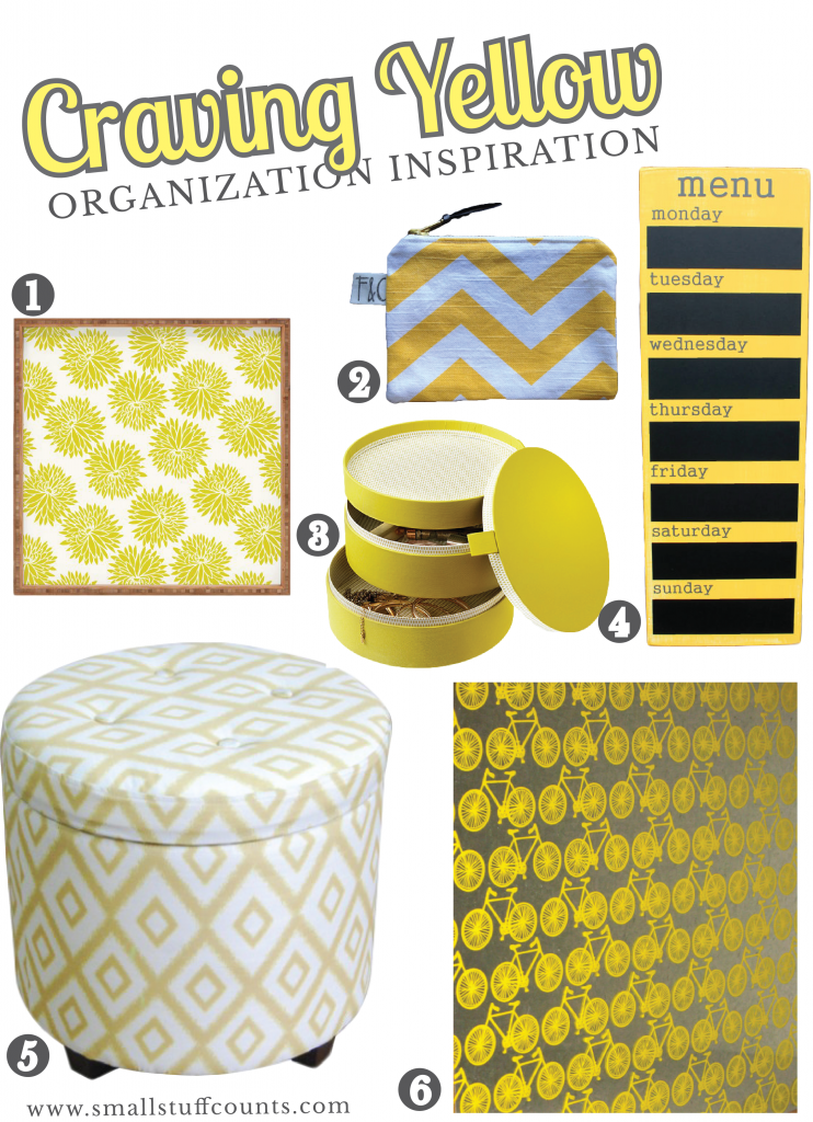 Yellow Organization Inspiration