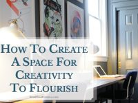 How to create a space for creativity to flourish