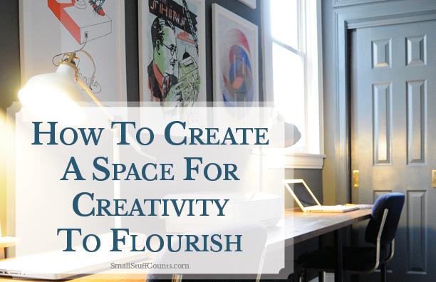Space Creativity Flourish Feature