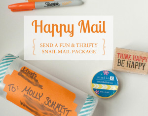 Happy Snail Mail Feature Photo