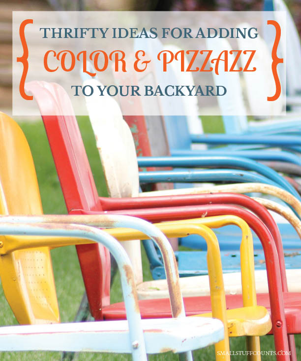 Backyard Color Pizzazz Graphic