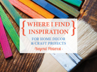 Finding inspiration beyond Pinterest