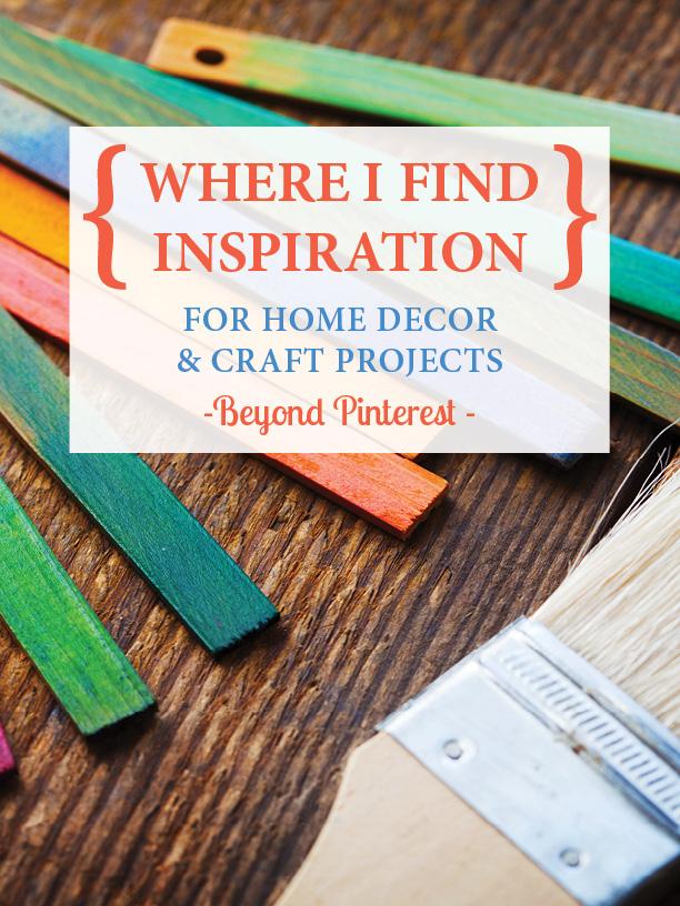 Inspiration Beyond Pinterest