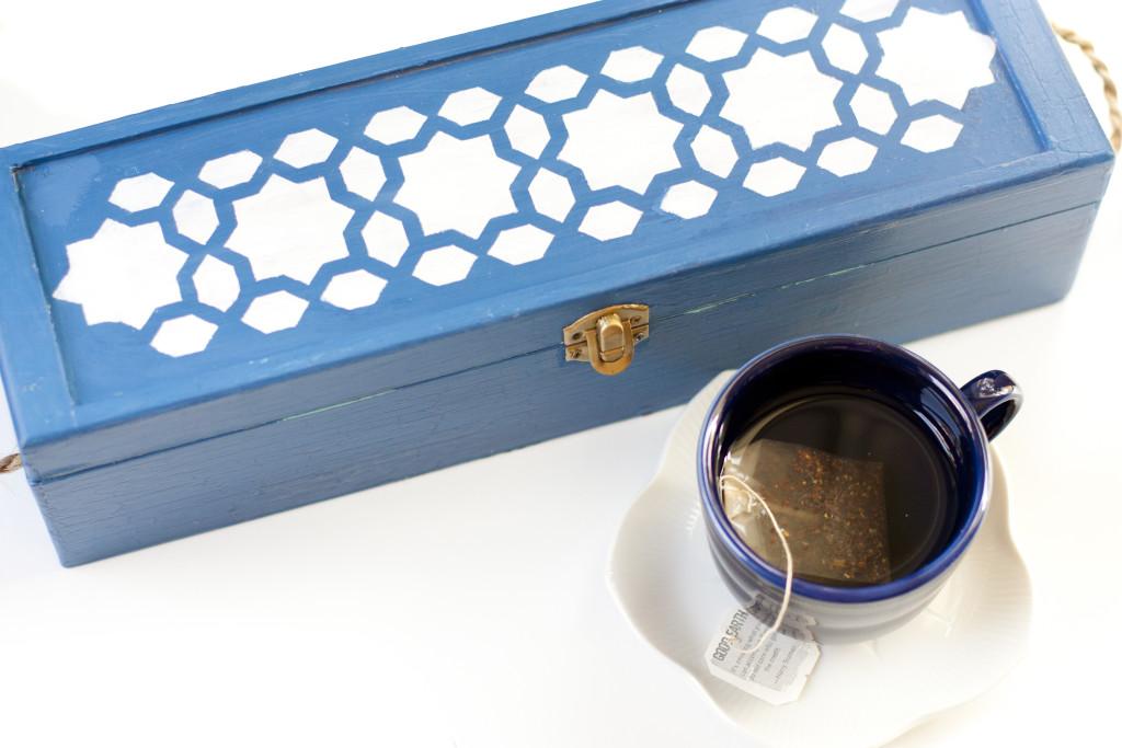 Tea Box 38