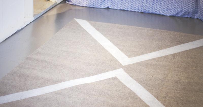 Ty pennington style bath rugs collection