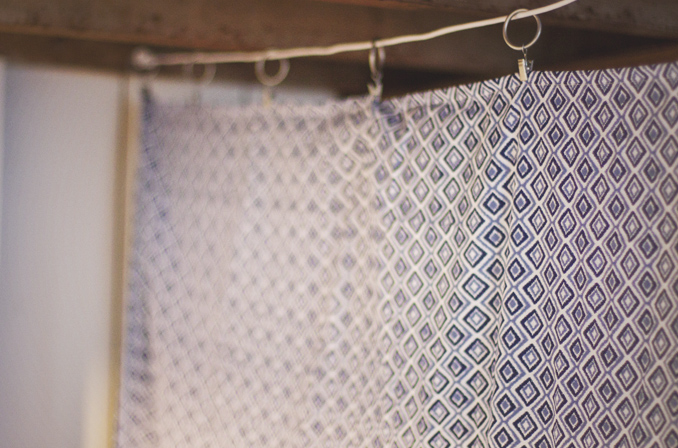 Craft Studio Curtain