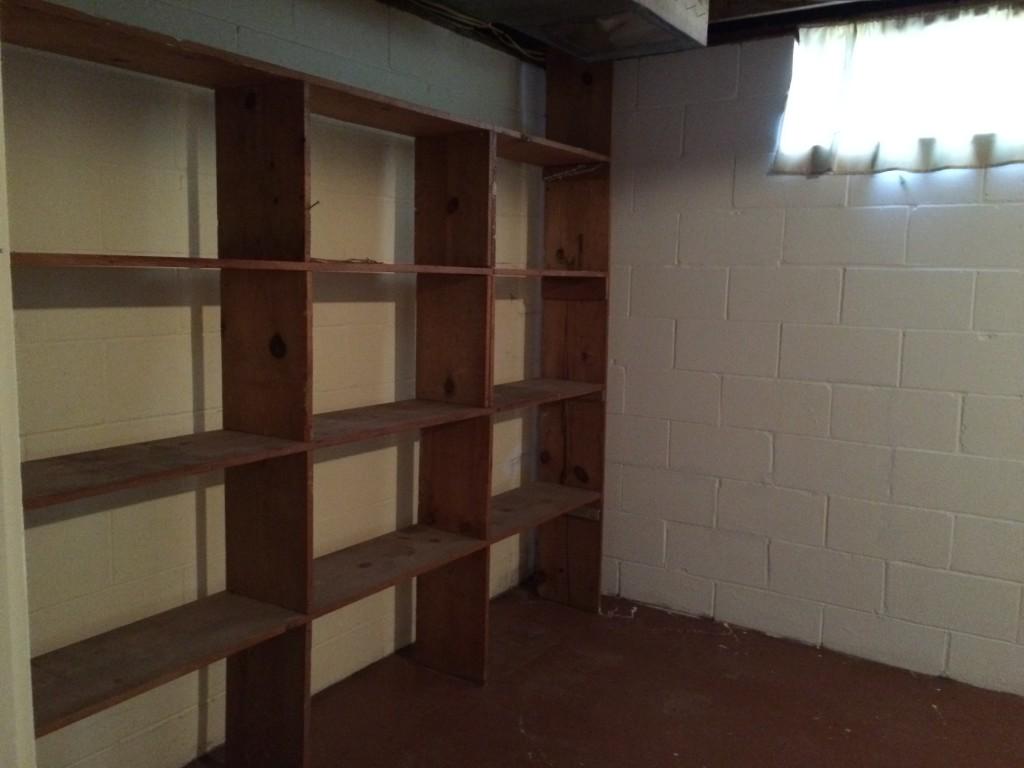 craft shelves