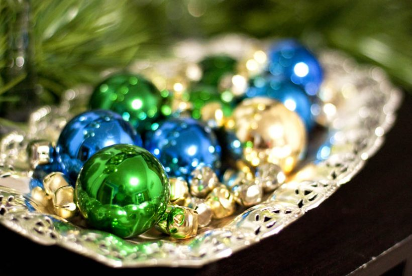 A fabulously festive playlist for decking the halls