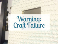 Whelp, that was a major craft fail