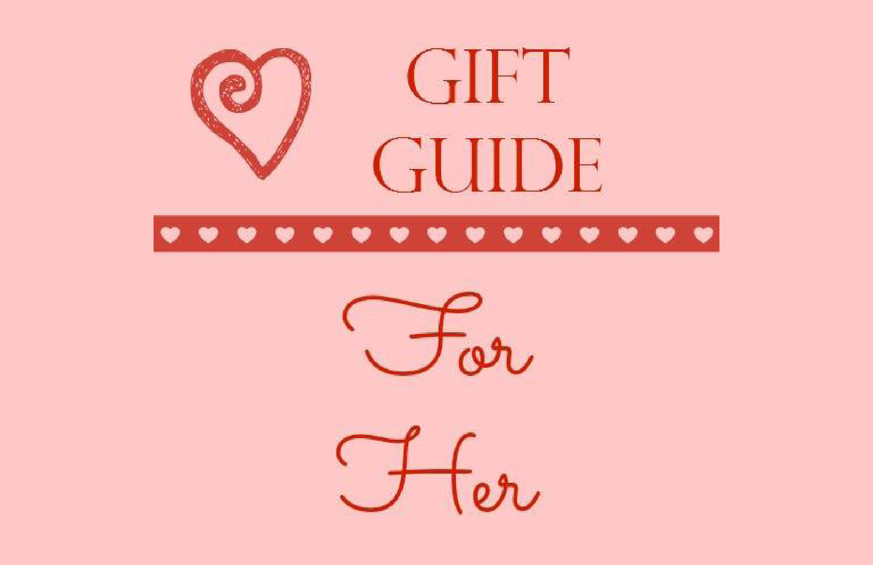 Valentine Gift Ideas For Her Small Stuff Counts