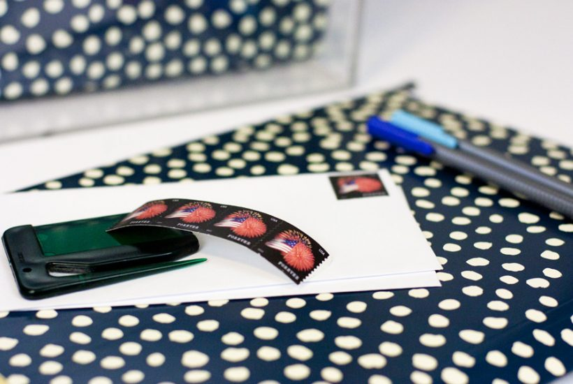 How to Organize Your Mail & Eliminate Paper Clutter