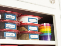 Organize Like a Pro With Free Printable Storage Labels
