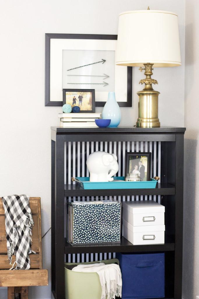 Bookshelf Styling 12