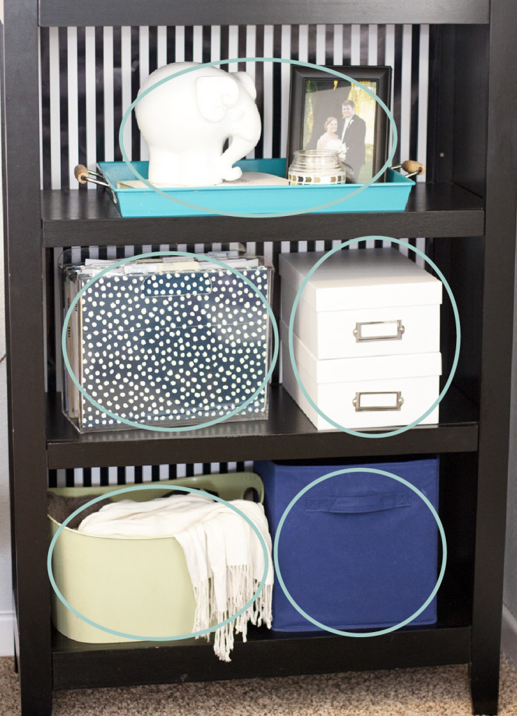 How To Decorate A Shelf By Arranging Objects In Groups Of Odd Numbers. Good  Interior