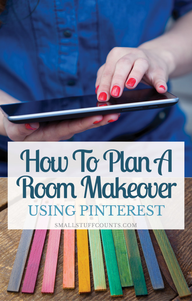 I needed this! It's about time I actually plan a room makeover on pinterest instead of just sporadically pinning random things. Plan your next decorating project using Pinterest and these tips!