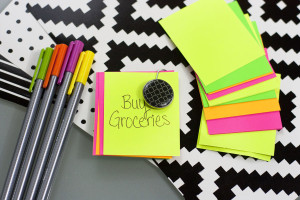 What an awesome to do list system! So simple and basic, yet so effective. Must try this one.