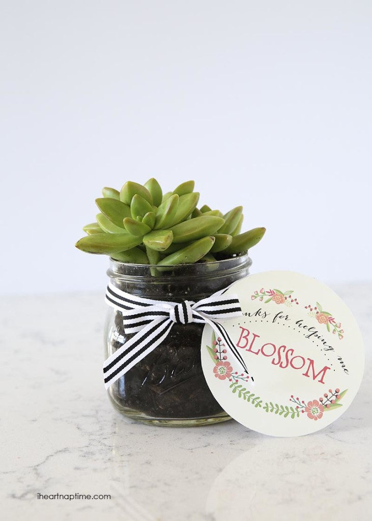 Check out these DIY gift ideas for mom for Mother's Day & Christmas.