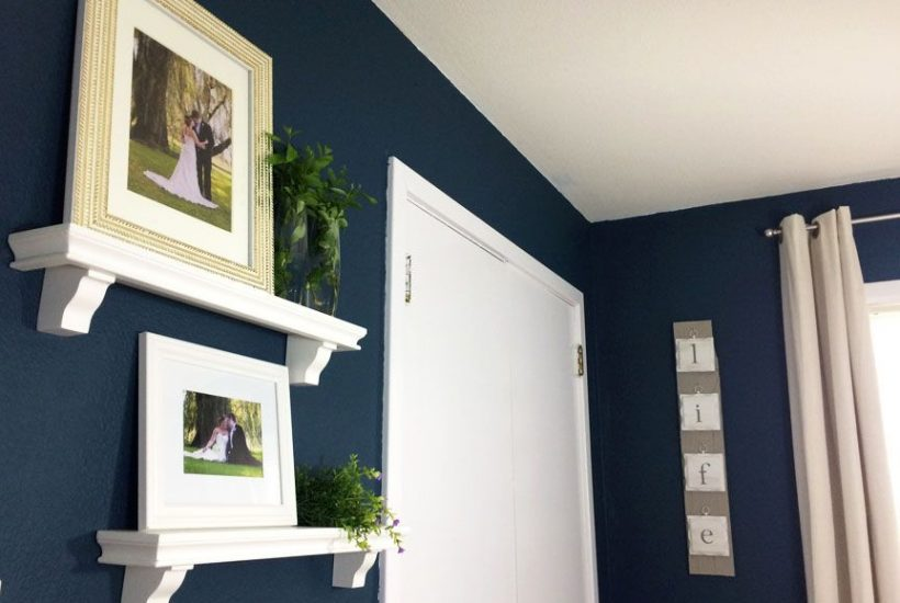 Nine Striking Navy Blue Paint Colors For Your Next Room Makeover