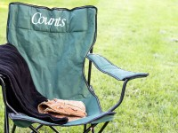 Personalized Lawn Chair DIY