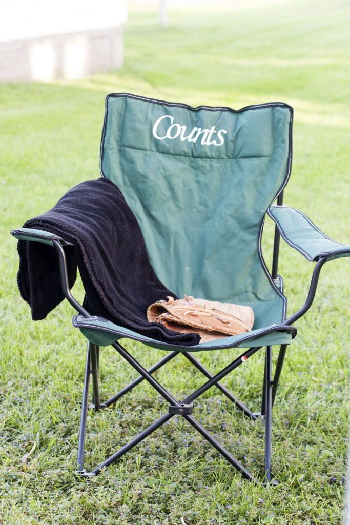 Create A Personalized Lawn Chair With Your Silhouette