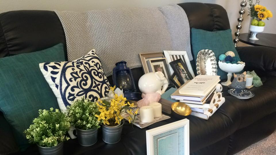 Want to restyle a room? 6 tips for freshening up our home decor quickly and cheaply.