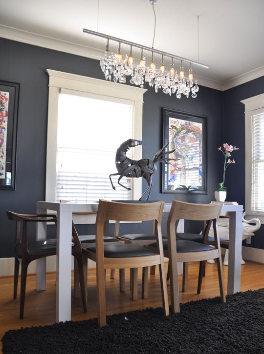9 Striking Navy Blue Paint Colors For Your Room Makeover