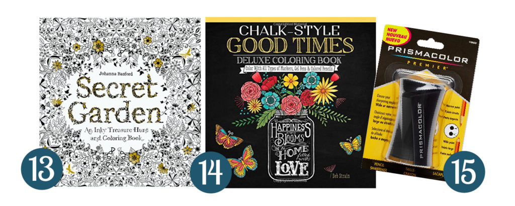 15 Amazing Adult Coloring Book Gift Ideas For Those Who Love ...