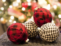 Thrifty Plaid DIY Christmas Ornaments