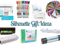 The Silhouette Crafter's Gift Guide