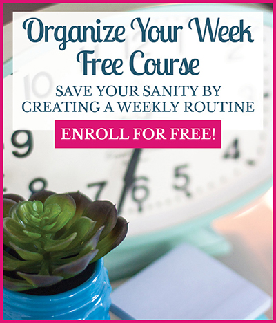 Ready to take control of your time? Take this free course to learn how to manage your calendar, plan your time, and create a weekly routine.
