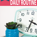 clock-and-succulent-on-desk