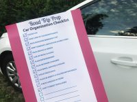 A Checklist For Organizing Your Car For Road Trips