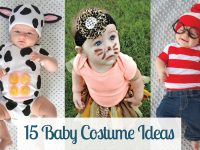 Adorable Halloween Baby Costumes That You Can DIY Or Buy