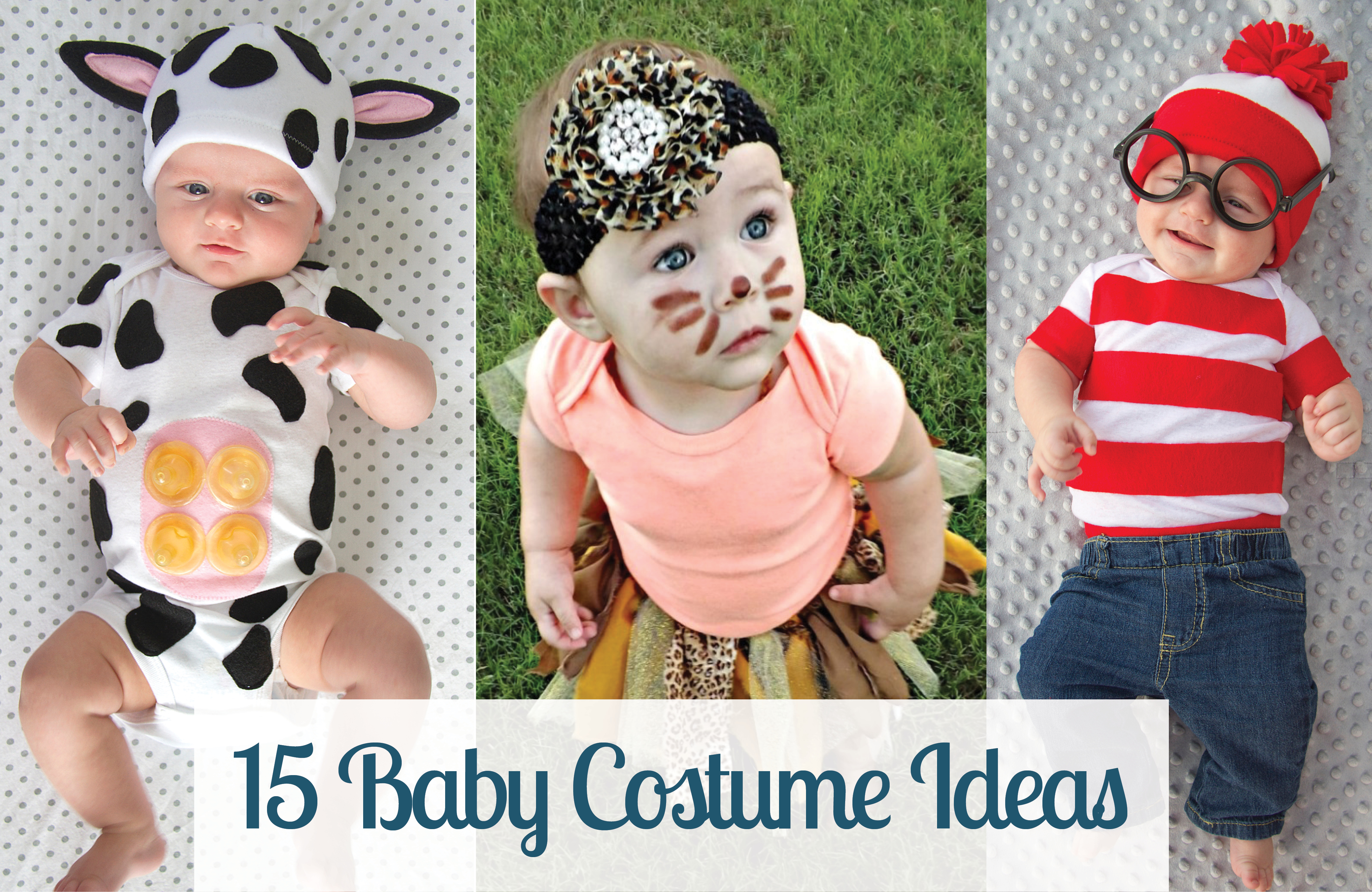 Love Cute Baby Costumes Many Good Homemade
