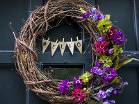 Easy DIY Fall Wreath On A Budget