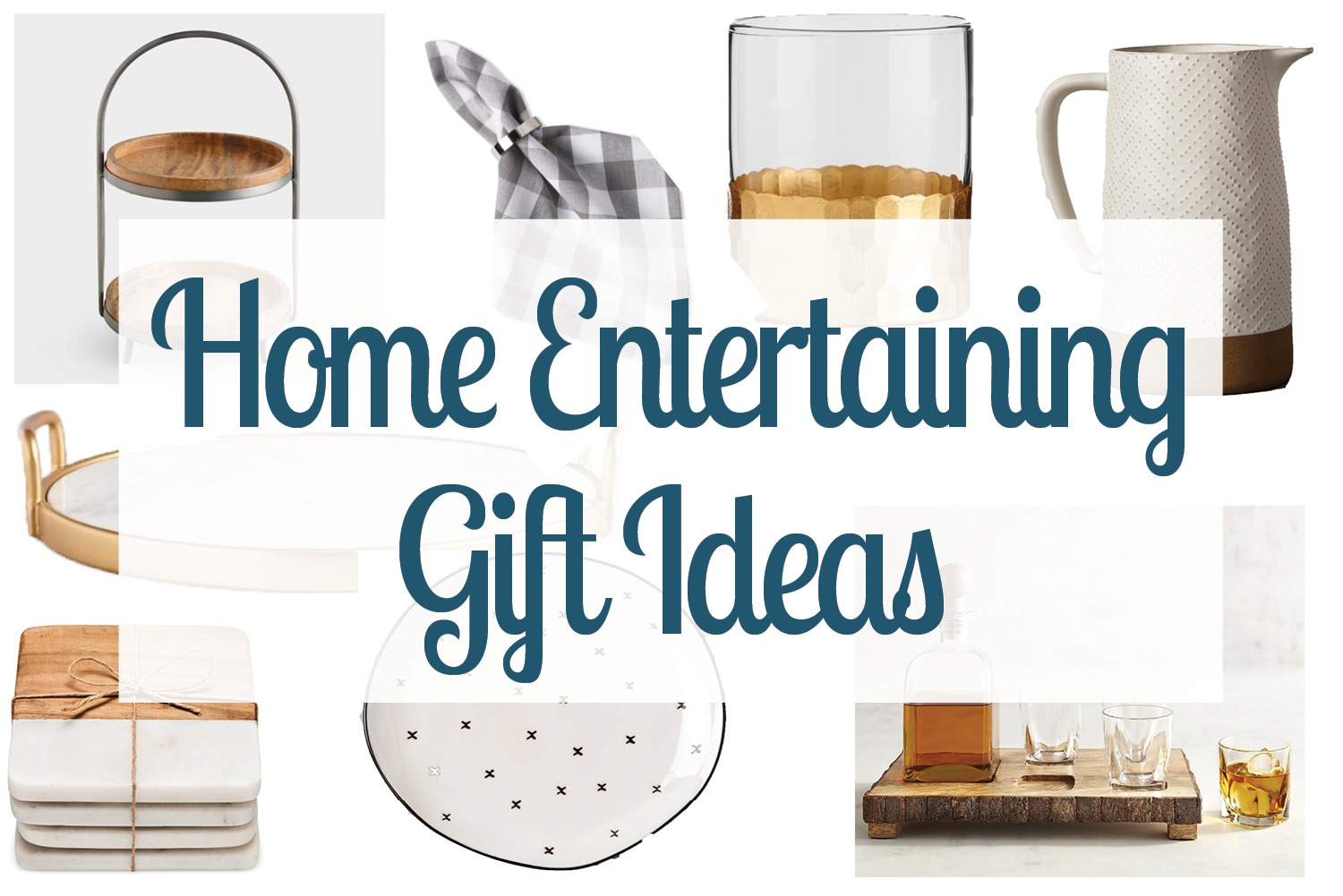 Gift Ideas For Dinner Party Host Part - 23: Iu0027ve Gathered Some Of The Best Home Entertaining Gift Ideas That Are  Perfect For