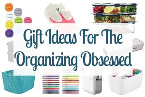 LOVE these organizing gift ideas! Anyone who is obsessed with organization or office supplies will be excited about any of these gifts. Best Gifts - Top Gifts - Gift Guide - Get Organized - Organizing Ideas - Best Organizing Products - Laminator - Silhouette - Label Maker - Caddy - Post It Notes - Inkwell Press Planner - Storage Containers - Storage Bins - Papermate Flair Markers