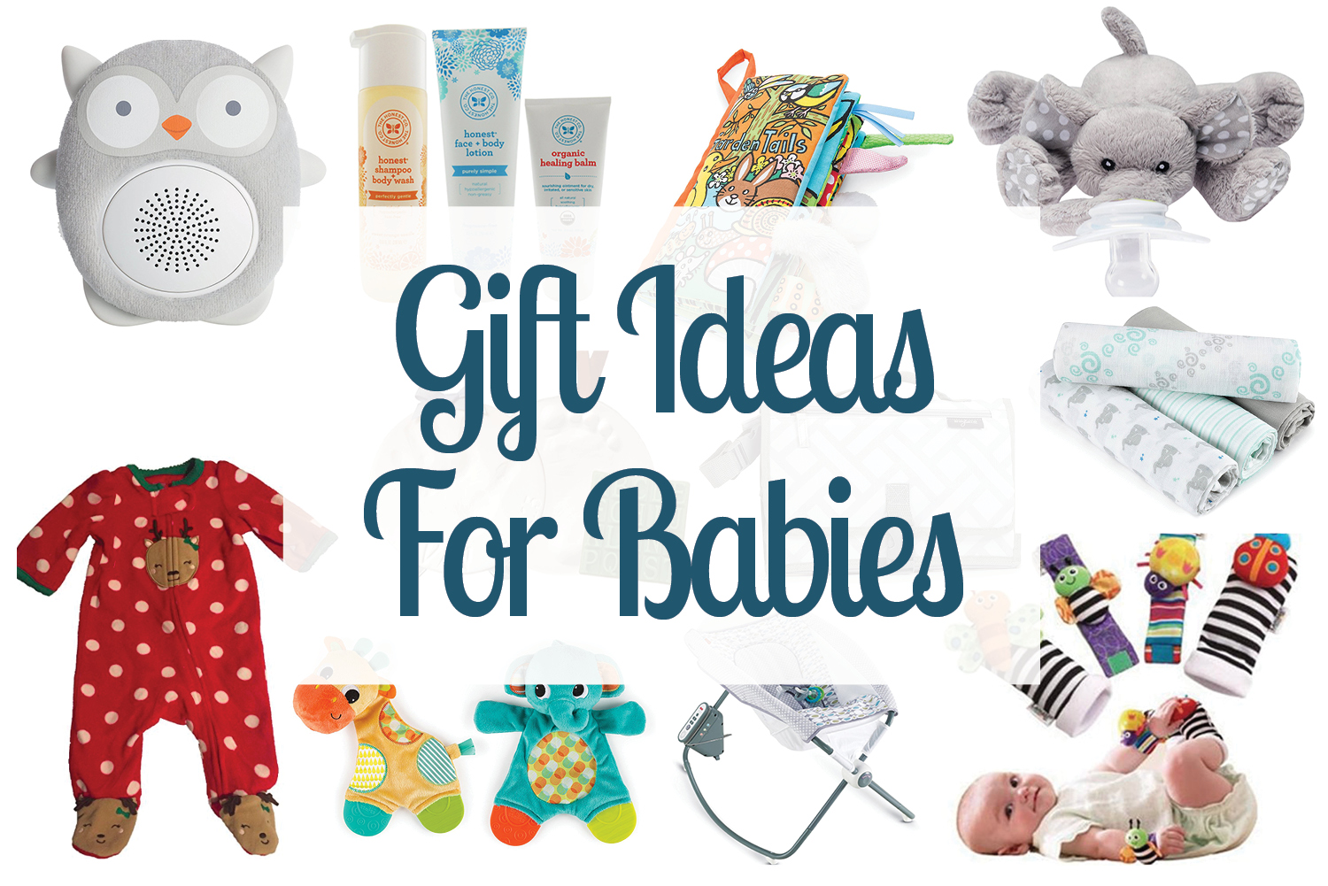 Baby Gift Ideas For Christmas : Gifts for babies small stuff counts