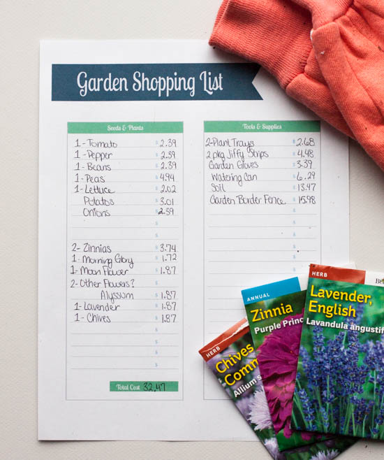 photograph about Free Printable Garden Planner identified as How In the direction of Begin A Backyard For Rookies A Cost-free Back garden Planner