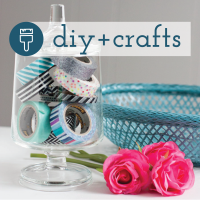 DIY Home Decor & Craft Projects