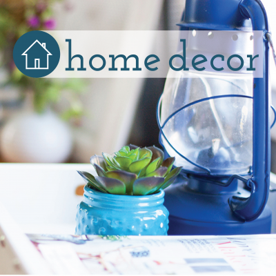 Home Decor Projects & Ideas