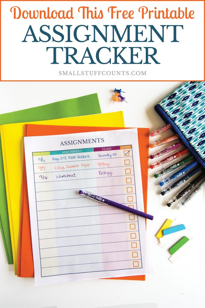 free-printable-assignment-tracker-with-colorful-school-supplies
