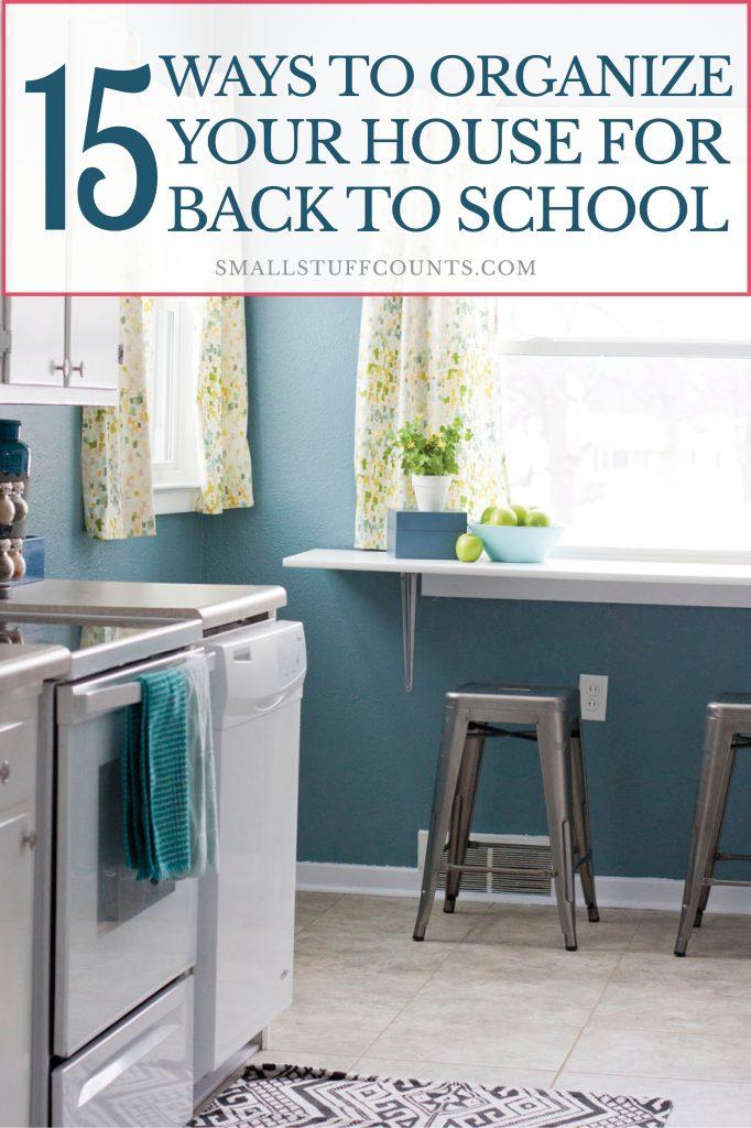 blue-kitchen-organized
