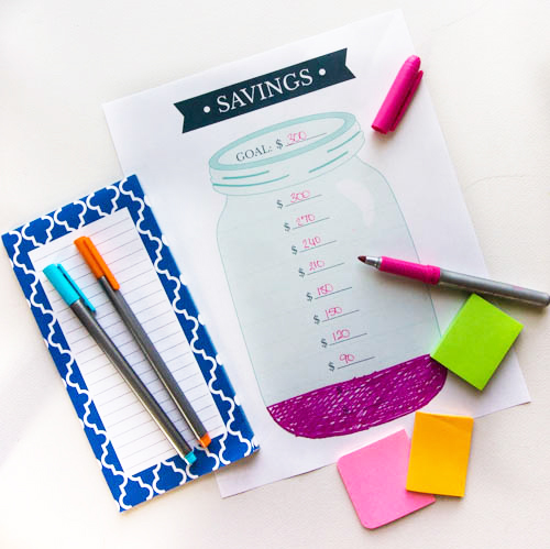 printable-savings-goal-tracker-with-office-supplies