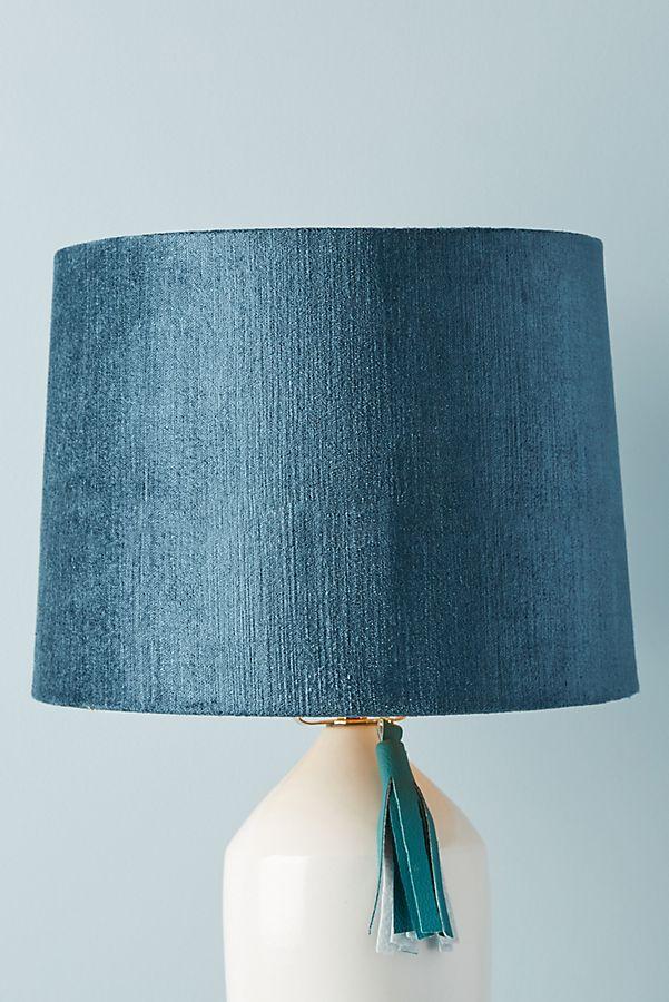 blue-velvet-lampshade