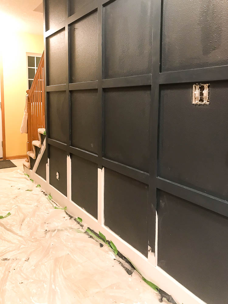 painting-a-board-and-batten-wall