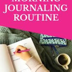 morning-journaling-in-notebook